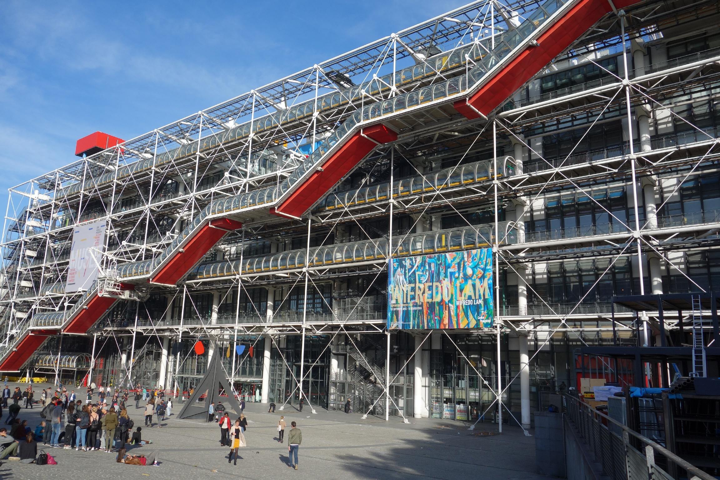 beaubourg-pompidou